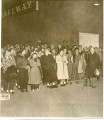 1951 Homecoming Pep Rally